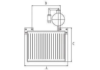 RCDE型油冷式电磁除铁器