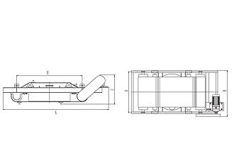 RCDD型自冷自卸式电磁除铁器