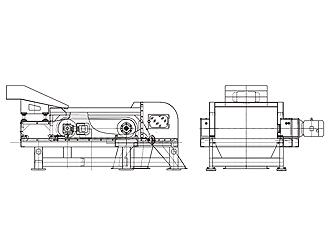 HECS型涡电流分选机