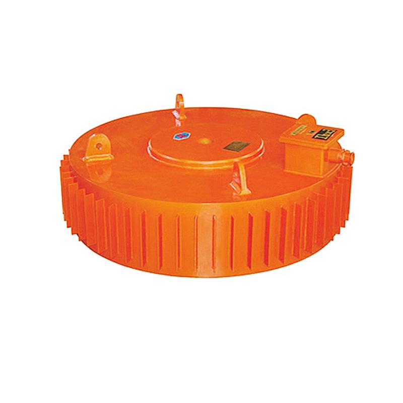 干式电磁自卸除铁器
